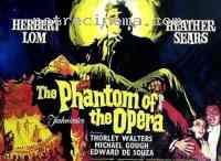 Poster Le Fantôme de l'Opéra 15080