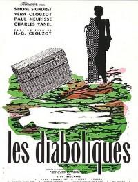 Poster Les Diaboliques 1524
