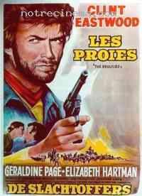 Poster Les Proies 152614