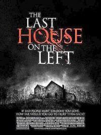 Poster La Derni�re maison sur la gauche 152676