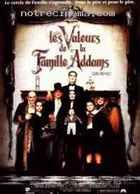 affiche  Les Valeurs de la famille Addams 153501