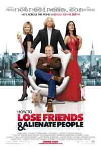 poster  How to Lose Friends and Alienate People 153557