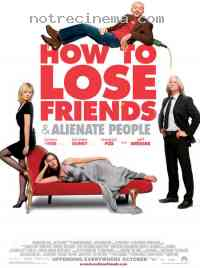 poster  How to Lose Friends and Alienate People 153558