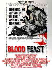 affiche  Blood feast 154029