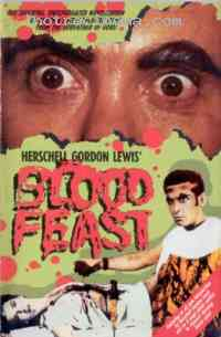 Poster Blood feast 154030