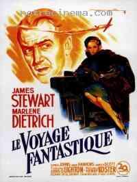 affiche  Le Voyage fantastique 154217