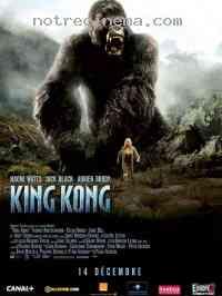 affiche  King Kong 1547