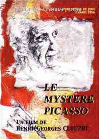 Poster Le Mystère Picasso 156381