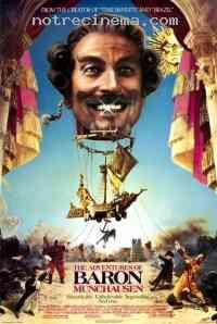 Poster Les Aventures du baron de M�nchaussen 16012