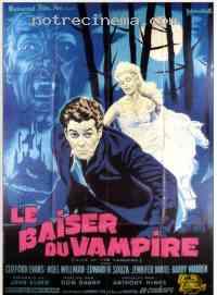 affiche  Le Baiser du vampire 16062