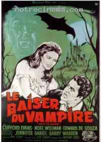 affiche  Le Baiser du vampire 16064