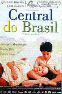 affiche  Central do Brasil 160732