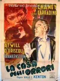 Poster La Maison de Dracula 161148