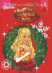 Jaquette covers barbie et la magie de no l barbie in a - Barbie la magie de noel ...