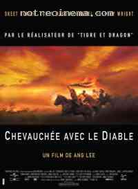 Poster Chevauchée avec le diable 163584