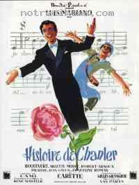 affiche  Histoire de chanter 163913