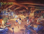 wallpapers Pinocchio