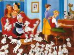 wallpaper  101 dalmatians II : patch's london adventure 164334