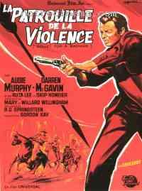 Poster La Patrouille de la violence 165080