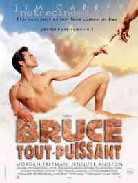 Poster Bruce tout puissant 1677