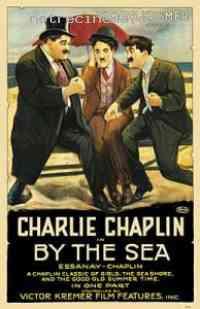 Poster Charlot � la plage 167715