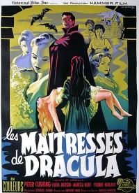 affiche  Les Ma�tresses de Dracula 16780