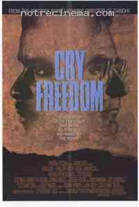 affiche  Le Cri de la Libert� 168214