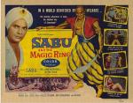wallpapers Sabu and the magic ring