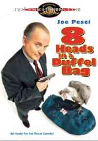 poster  8 heads in a duffel bag 168571