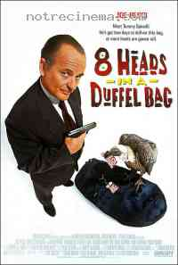 Poster 8 heads in a duffel bag 168572