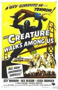 Poster La Créature est parmi nous 169288