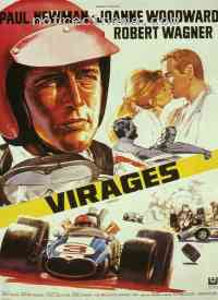 Poster Virages 17072