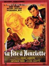 Poster La Fête à Henriette 171226