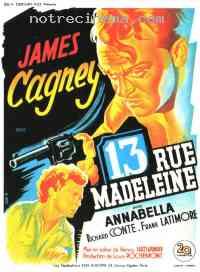 Poster 13, rue Madeleine 171805