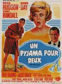 affiche  Un pyjama pour deux 171911