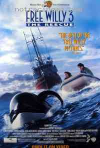 poster  Free Willy 3: the Rescue 172882
