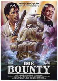 affiche  Le Bounty 173891