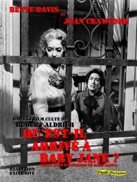 Poster Qu'est-il arrivé à Baby Jane? 174841