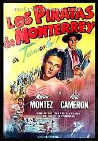 affiche  Les Pirates de Monterey 174964