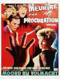 Poster Meurtre par procuration 174972