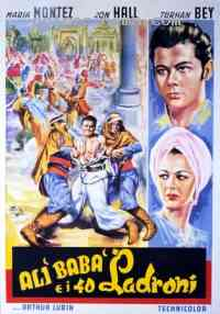 Poster Ali Baba et les 40 Voleurs 175813