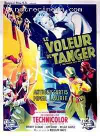 Poster Le Voleur de Tanger 176360