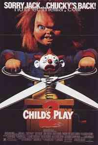affiche  Chucky 2, la Poup�e de sang 177624