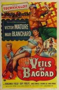Poster Le Prince de Bagdad 178391