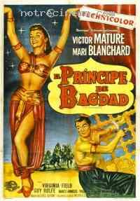 Poster Le Prince de Bagdad 178512