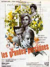 Poster Les Grandes personnes 179768