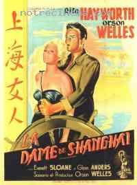 Poster La Dame de Shanghai 181416