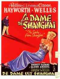affiche  La Dame de Shanghai 181419