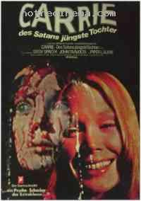 Poster Carrie au bal du Diable 182581