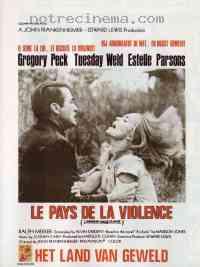 Poster Le Pays de la violence 184049